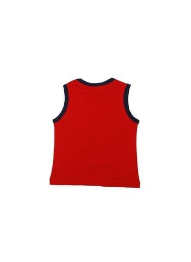 Zeynep Tekstil Atlet Kırmızı